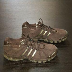 Adidas a3 Microride LEA. Brown